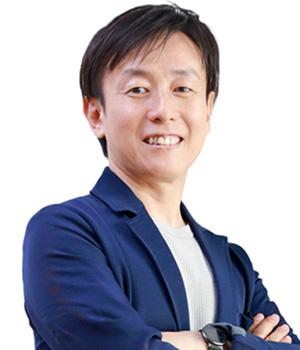 青野 慶久氏